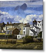 Back To Shoreham Metal Print