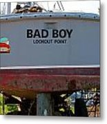 Bad Boy 0118 Metal Print