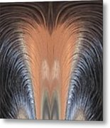 Bad Hair Day Metal Print