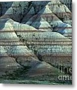 Badlands Splendor Metal Print