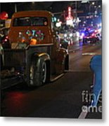 Bagged And Dragged In Austin Texas Metal Print