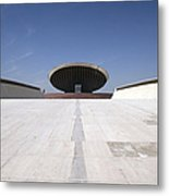 Baghdad, Iraq - The Ramp That Leads Metal Print by Terry Moore