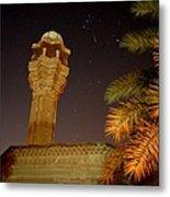 Baghdad Night Sky Metal Print by Rick Frost