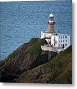 Baily Lighthouse Metal Print