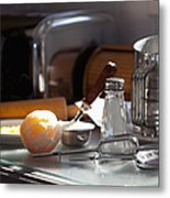 Baking Still Life Metal Print by Will & Deni McIntyre