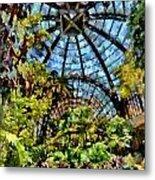 Balboa Park Botanical Gardens Metal Print