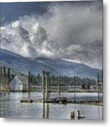 Balfour On Kootenay Lake Metal Print