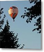 Balloon-7081 Metal Print