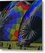 Balloon Dreamscape  4 Metal Print