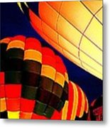 Balloon Glow 1 Metal Print