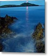 Ballycotton, County Cork, Ireland Metal Print