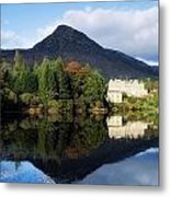 Ballynahinch Castle Hotel, Twelve Bens Metal Print