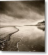 Bamburgh Castle Metal Print by Simon Marsden