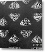 Band Aid Sem Metal Print