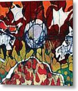 Band Of Horses Metal Print by Carol Law Conklin