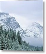 Banff National Park, Alberta, Canada Metal Print