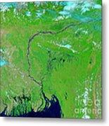 Bangladesh Metal Print