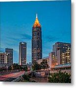 Bank Of America Plaza Atlanta Metal Print