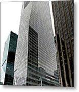 Bank Of America Metal Print
