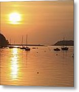 Bantry Bay, Bantry, Co Cork, Ireland Metal Print by Peter Zoeller