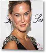 Bar Refaeli At Arrivals For The 2009 Metal Print by Everett