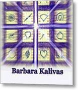 Barbara Kalivas Metal Print