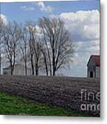 Barn Lot 1 Metal Print