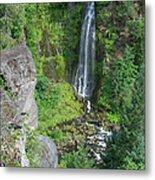 Barr Creek Falls Metal Print