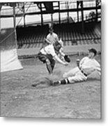 Baseball Game, C1915 Metal Print
