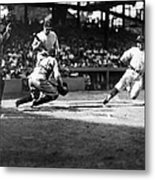 Baseball: Washington, 1925 Metal Print