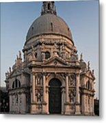 Basilica Of Santa Maria Della Salute Venice Metal Print