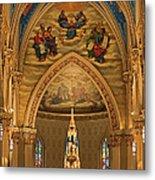 Basilica Of The Sacred Heart Metal Print