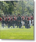 Battle 13 Metal Print