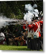 Battle 36 Metal Print
