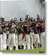 Battle 37 Metal Print