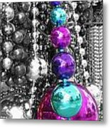 Baubles Bangles And Beads Metal Print