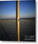Beach Metal Print by Bernard Jaubert
