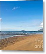Beach Ireland Metal Print