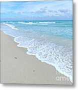 Beachtime Metal Print