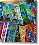 Beachtowels For Sale Metal Print