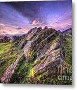 Beacon Hill Sunrise 10.0 Metal Print