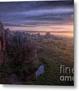 Beacon Hill Sunrise 6.0 Metal Print