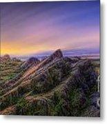 Beacon Hill Sunrise 7.0 Metal Print