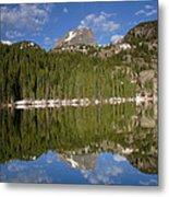 Bear Lake 4 Metal Print
