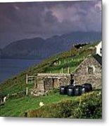 Beara Peninsula, County Cork, Ireland Metal Print