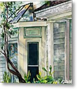 Beaufort House Metal Print
