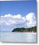 Beautiful Beach Metal Print