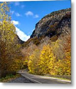 Beautiful Vermont Scenery 26 Metal Print