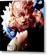 Beauty And The Beast, Aka La Belle Et Metal Print by Everett