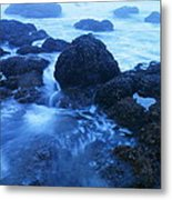 Beauty In The Ebb And Flow Metal Print